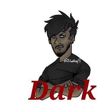 Darkiplier by Silverwing13