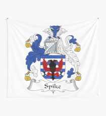 Speke or Spike Wall Tapestry