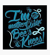bees Photographic Print