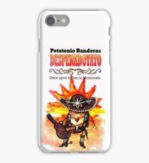 Potatonio Banderas iPhone Case/Skin