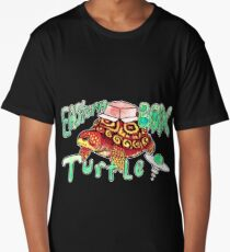 Eastern Box Turtle Long T-Shirt