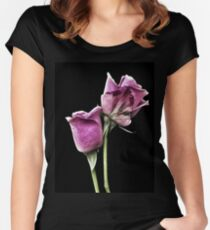 A Rose by any other Name Women's Fitted Scoop T-Shirt