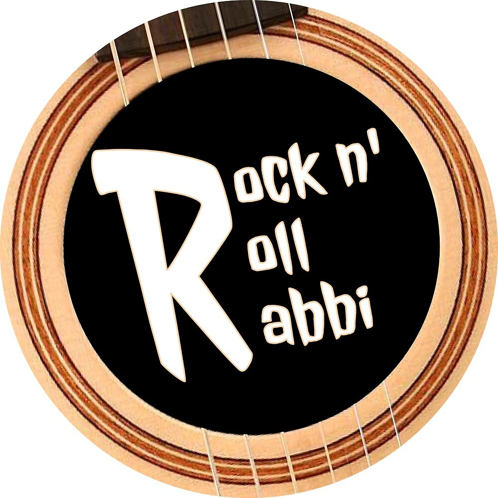 Rock n'Roll Rabbi Swag by rabbidavid