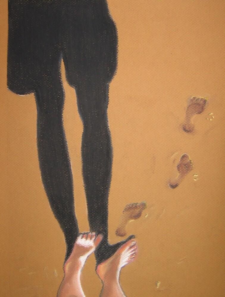 Beach Legs by ValM