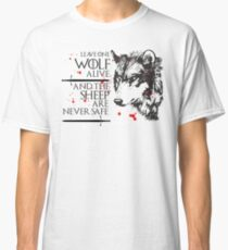 Wolf Alive Classic T-Shirt