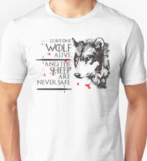 Wolf Alive T-Shirt