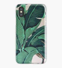 Golden Girls Banana Leaf Style Pillow iPhone Case/Skin