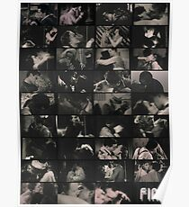 The Censored Kisses of Cinema Paradiso Poster
