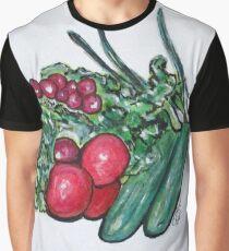 Freshly Uncut Salad Graphic T-Shirt