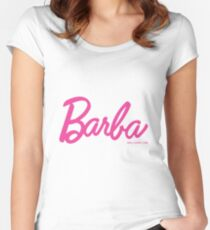 Barba Women's Fitted Scoop T-Shirt