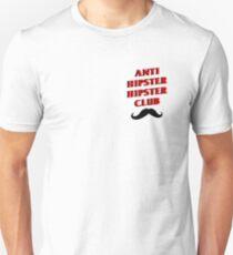 ANTI HIPSTER CLUB Unisex T-Shirt