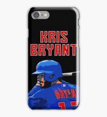 Kris Bryant phone case iPhone Case/Skin