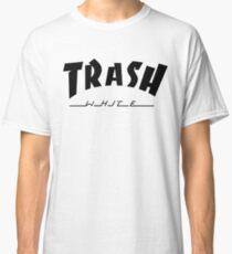 TRASH WHITE Classic T-Shirt