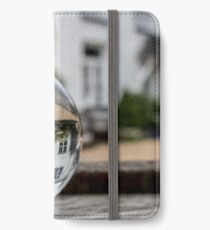 Waterhead at Windermere with The Wateredge Inn iPhone Wallet/Case/Skin