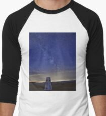 Milky Way above the mountain in the Brecon Beacons T-Shirt