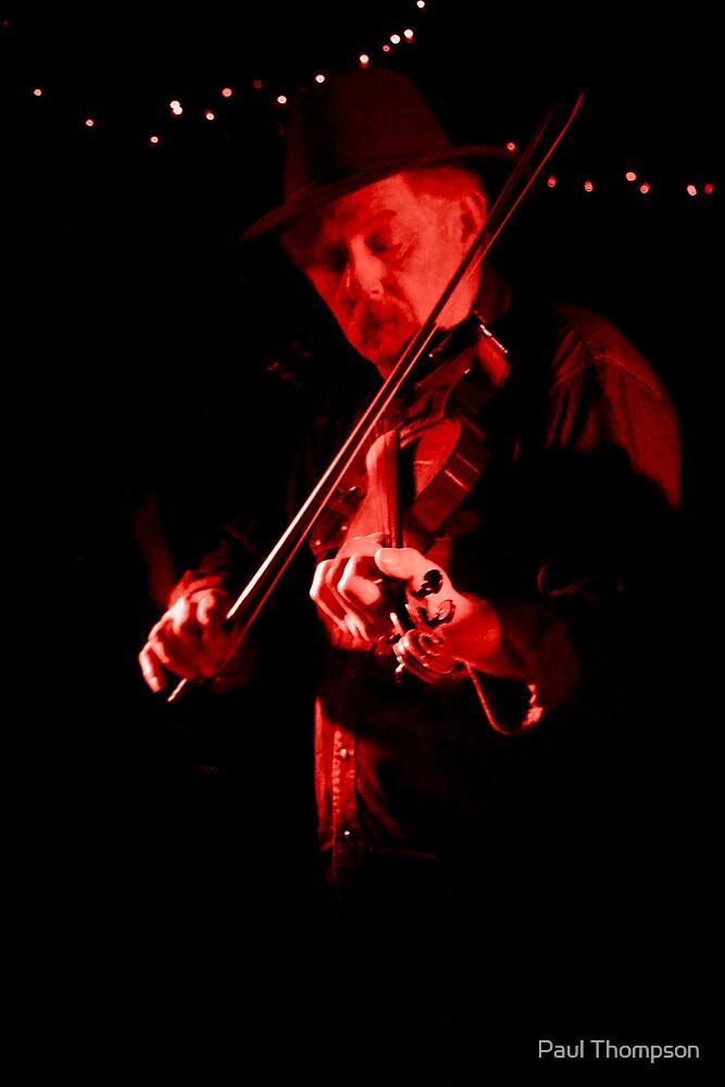Henk deGroot - Fiddler by Paul Thompson