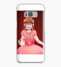 Marionette Is My Name Samsung Galaxy Case/Skin