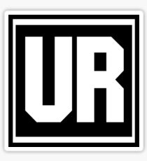 UR Sticker