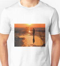 Three Gormley Iron Men Unisex T-Shirt