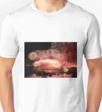 Sydney Harbour Fireworks T-Shirt