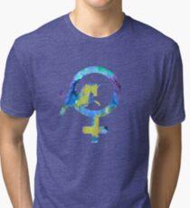 Venus Unicorn Tri-blend T-Shirt