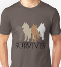 But the Pack Survives. T-Shirt