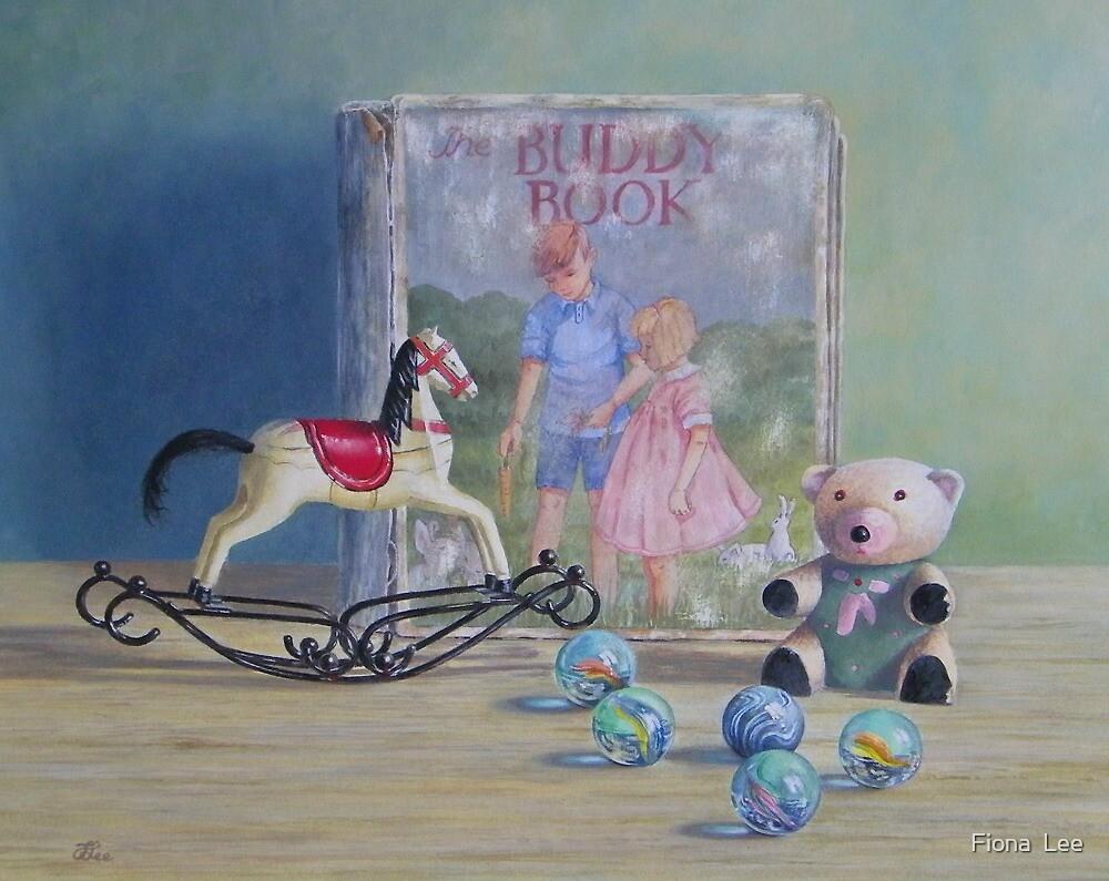 Yesterdays Children by Fiona  Lee