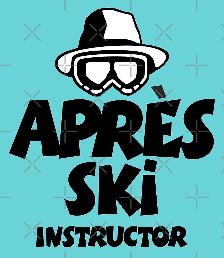 Après-Ski Instructor 01 by theshirtshops