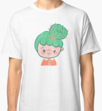 Cactus Girl- Parodia Classic T-Shirt