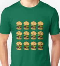 Emoticons Unisex T-Shirt