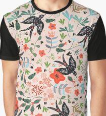 Around the Garden Graphic T-Shirt