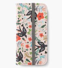 Around the Garden iPhone Wallet/Case/Skin