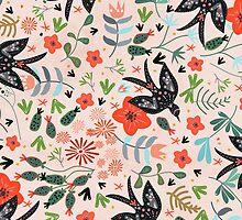 Around the Garden by elenor27