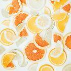citrus fresh - orange twist by Ingrid Beddoes