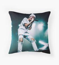 jacob sartorius  Throw Pillow