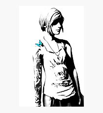 Chloe Price - Transparent - Life is Strange Photographic Print