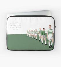 Pure Beautiful Inventive Football - Lisbon Lions Laptop Sleeve