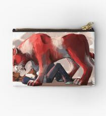 Lance and Red Studio Pouch