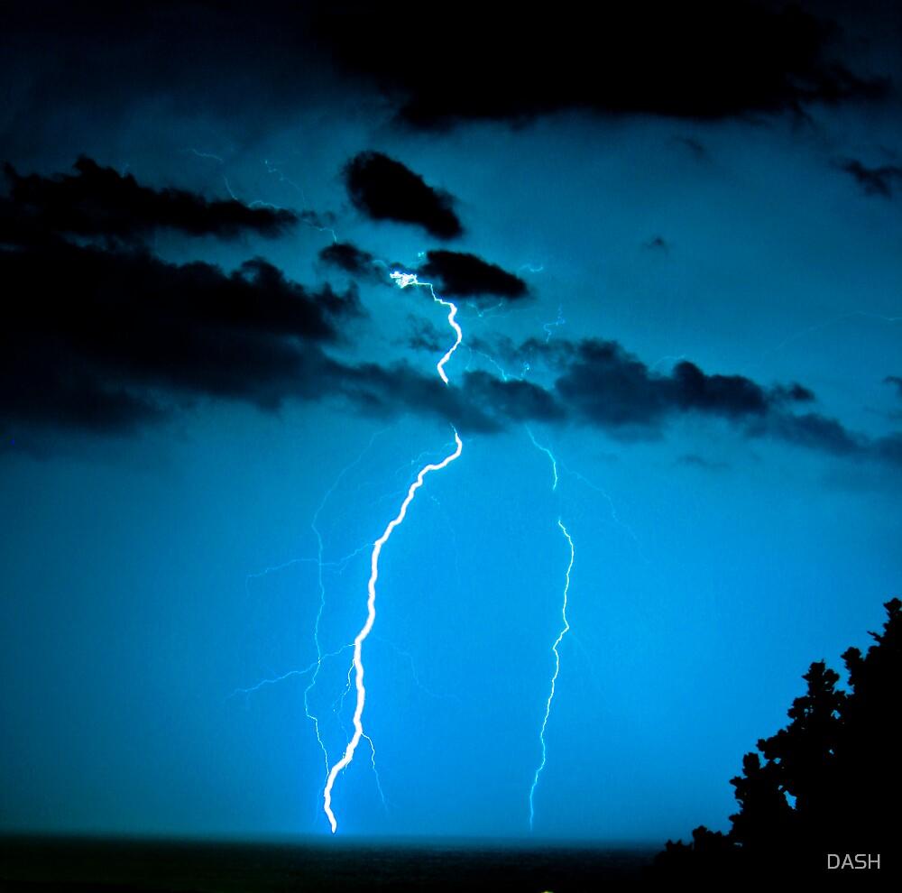 Thunder and Lighting by DASH