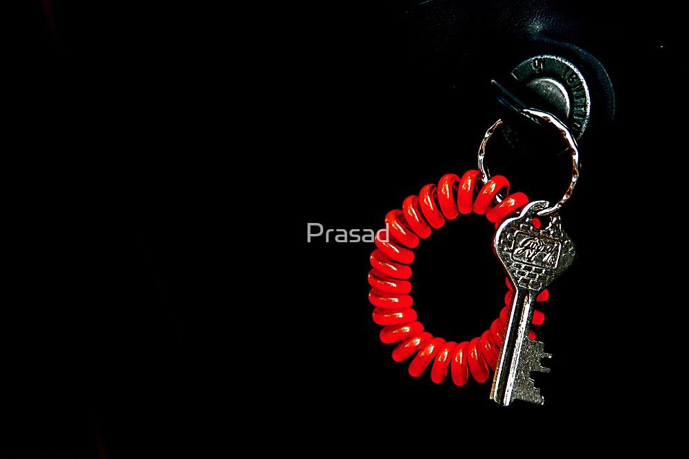 Lock and Key by Prasad