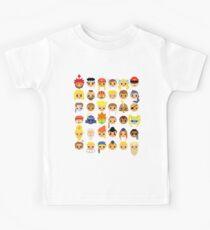 Street Fighter Alpha Series Mini Kids Clothes