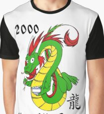 Year of the Dragon (2000) Graphic T-Shirt