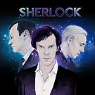 Sherlock - Dark by Clarice82