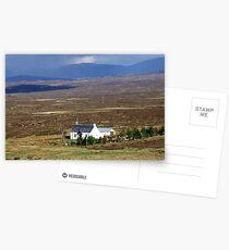 Lone House  Postcards