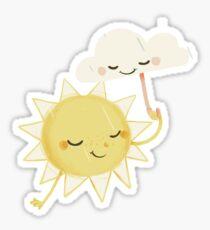 Little Sun Sticker