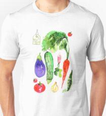 Summer Vegetables T-Shirt