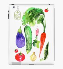 Summer Vegetables iPad Case/Skin