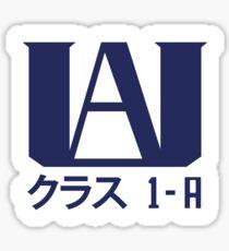 U.A. High Sticker (My Hero Academia) Sticker