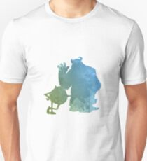 Monsters Inspired Silhouette T-Shirt