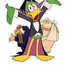 Count Duckula by red-rawlo
